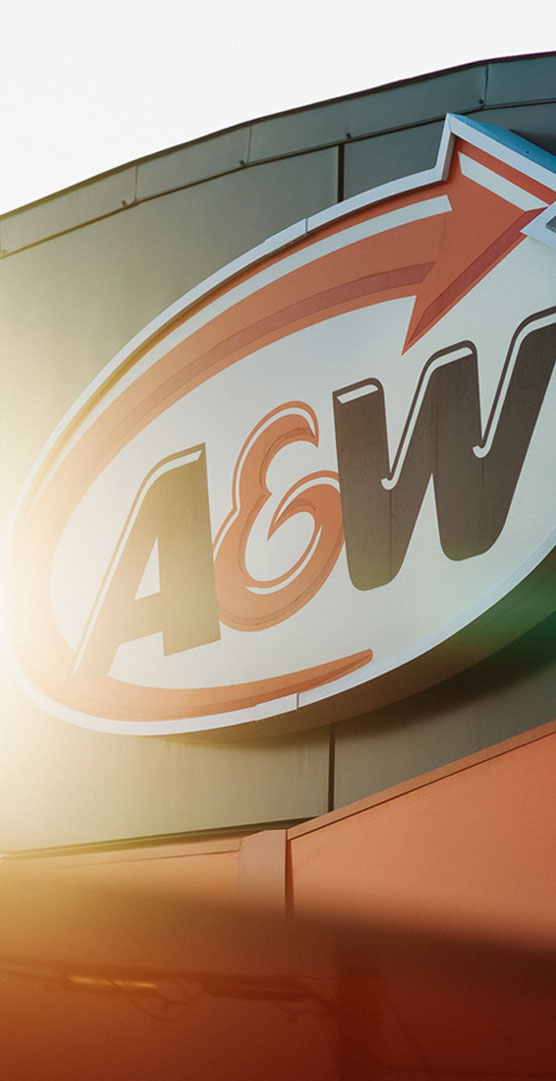 A&W Franchise - Small Town Campaign - A&W